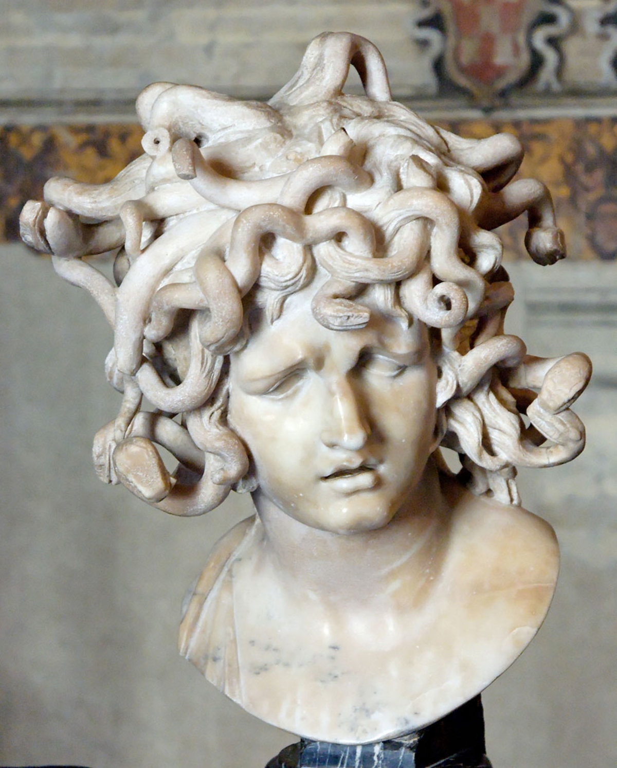 Medusa The Real Story Of The Snake Haired Gorgon